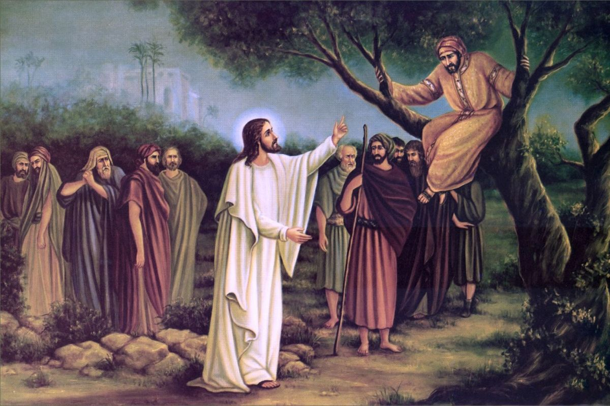 Znalezione obrazy dla zapytania Syn Człowieczy przyszedł szukać i zbawić to, co zginęło